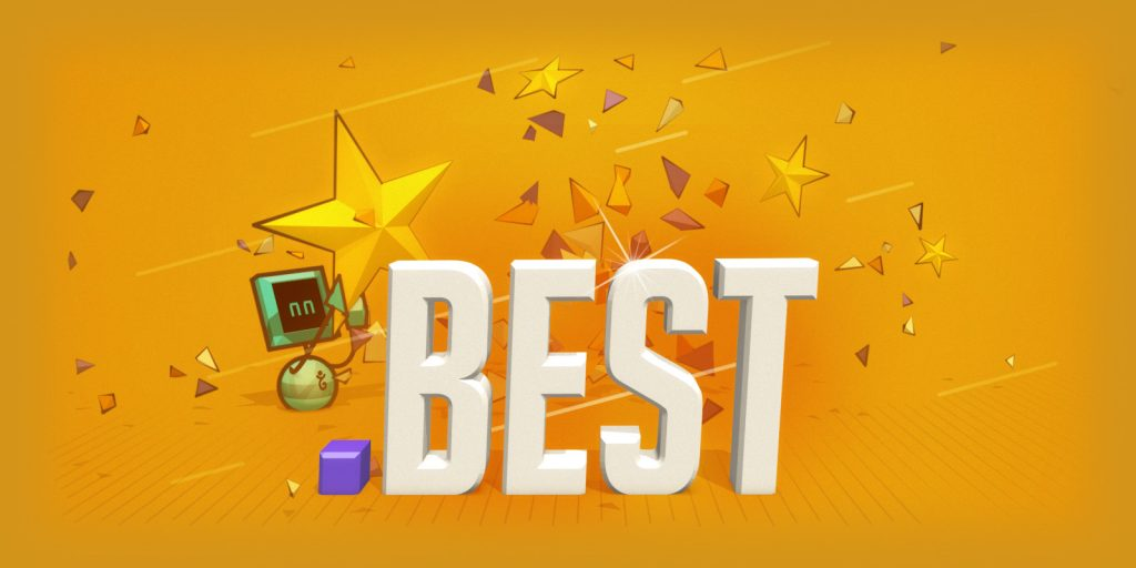 Promotion annuelle du .BEST